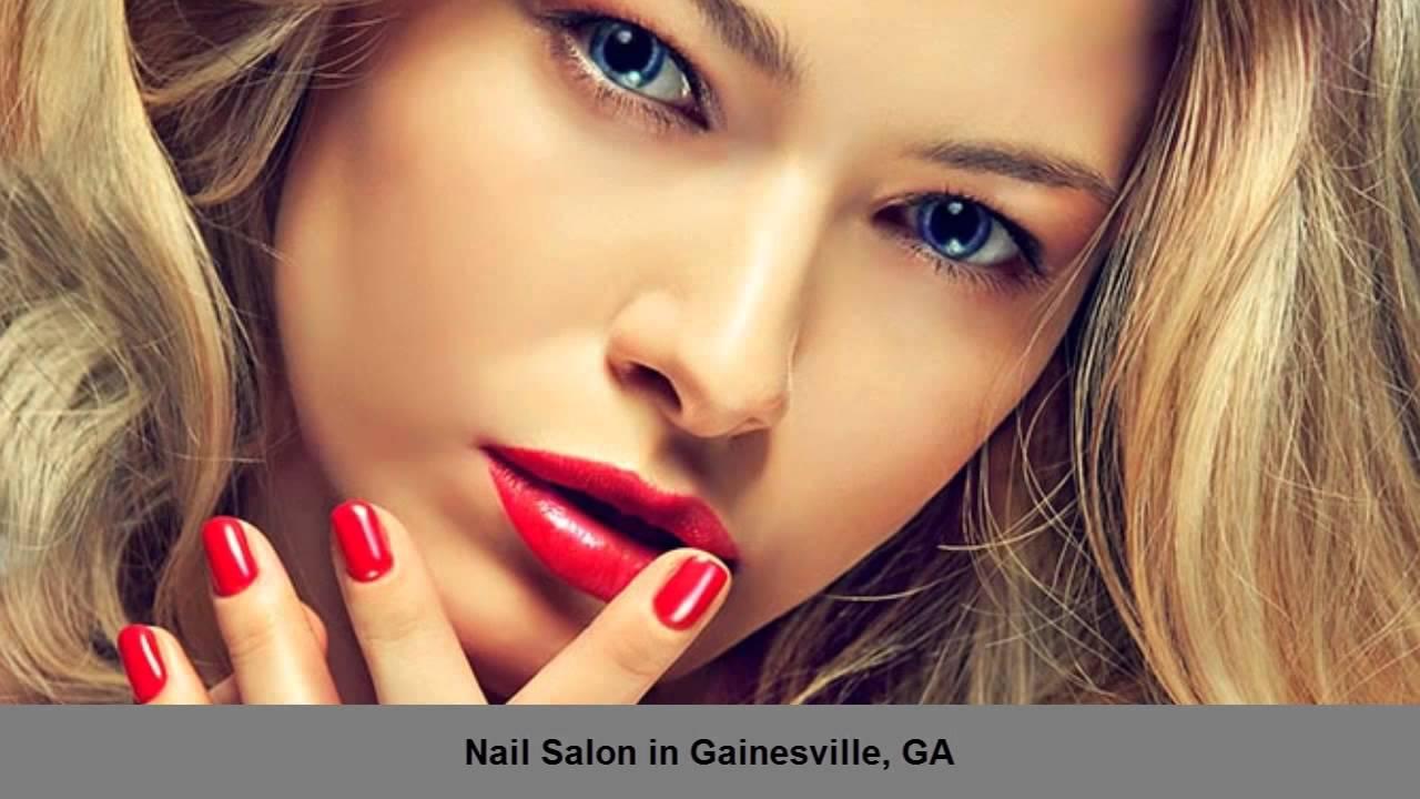 Diamond Nails Nail Salon Gainesville Ga Youtube