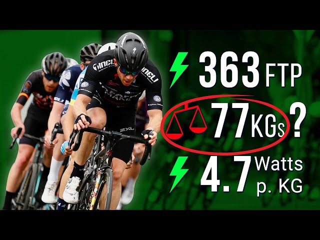 Weight Loss WITHOUT Power Loss (the RIGHT approach for cyclists)