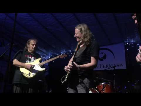 Walter Trout and Matt Schofield in Stuart, FL