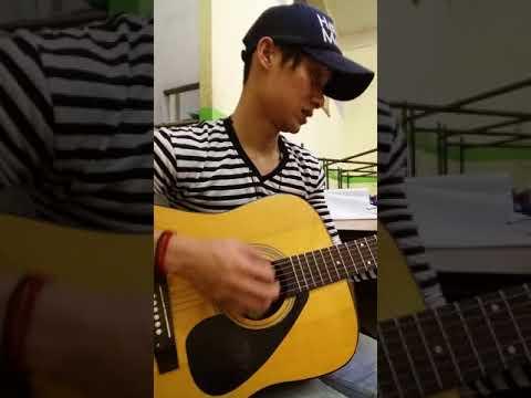 Diantara bintang - hello band cover by yakk thung