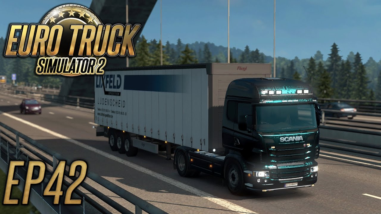 euro truck simulator 2 let 39 s ramble pc vs ps4 vs xbox. Black Bedroom Furniture Sets. Home Design Ideas