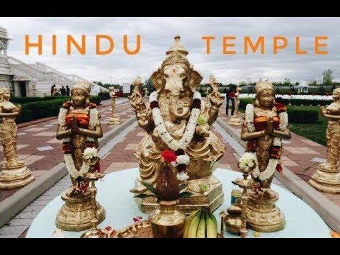 hindu mandir & barbados culture festival   TRIP DAY 4