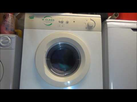 White Knight A Class CL847 Dryer : Store Dry + low heat