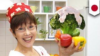 料理愛好家でタレントの平野レミ(71)が出演した4月20日放送のNHK「き...