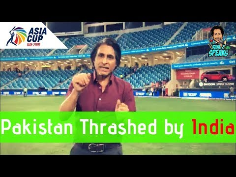 Pakistan Thrashed  India  Asia Cup 2018  September 19  Match 5