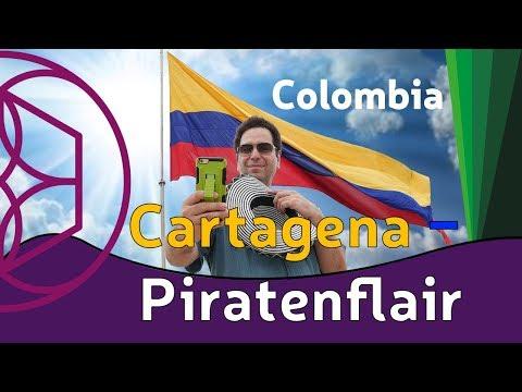 Cartagena Colombia: Finde die Liebe zum Land Kolumbien.