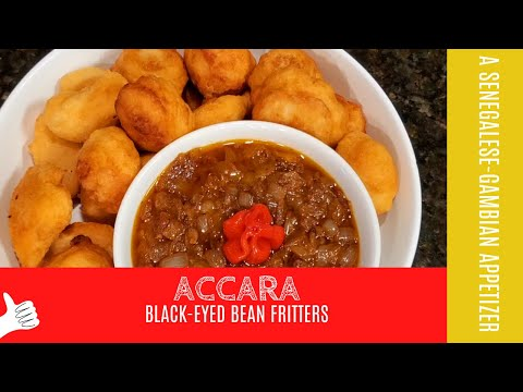 accara-|-black-eyed-bean-dish-|-senegalese-gambian-food