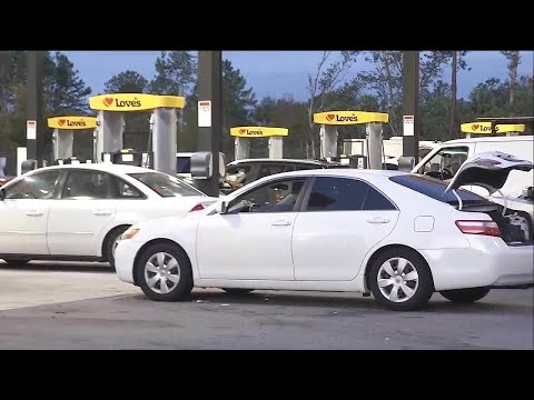 Searching For Gas In Jacksonville