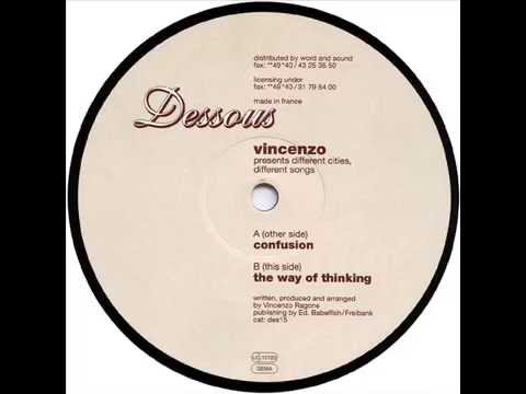 Vincenzo  -  The Way Of Thinking