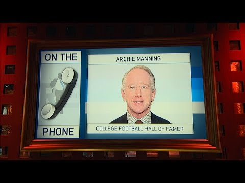 Archie Manning talks about The Manning Passing Camp & more on ...