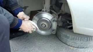 Проточка тормозных дисков Fiat Albea
