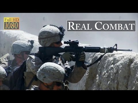 US Marines in Heavy Combat Action Against Taliban - Intense Firefights and Clashes   Afghanistan War