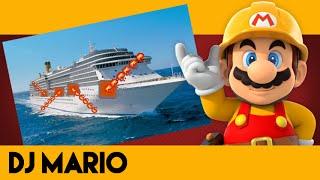 DJ Mario #03 - Costa croisière !