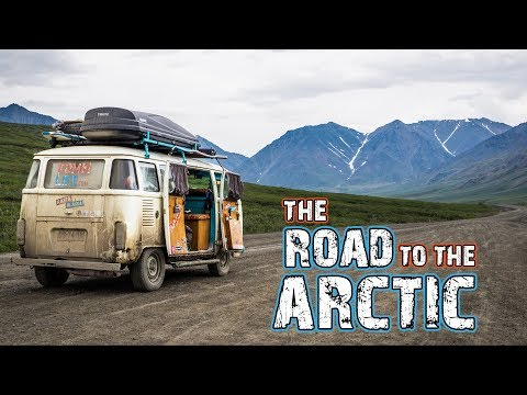 ROAD TO THE ARCTIC - Hasta Alaska - S05E10