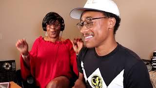 Mom reacts to Try Jesus x Tobe Nwigwe x Jeffery Wayne II (@jwayne100)