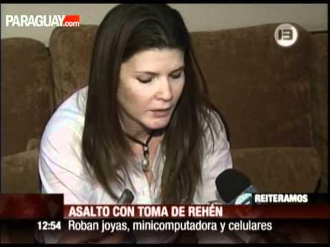 Robaron a la fiscal Teresa Ruiz Díaz