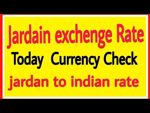 jordan exchange rate