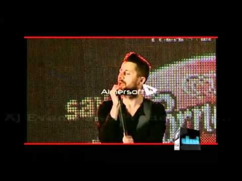 akcent live in Lahore 2012 with Team AJ (Lover's Cry)