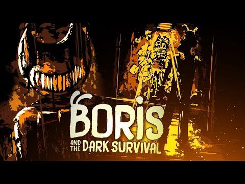Секретная КОНЦОВКА в Boris And The Dark Survival?! - Борис и Темное Выживание Прохождение Финал