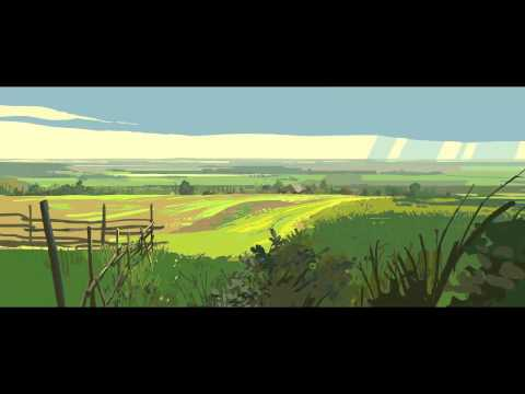 Chinese animated feature trailer big fish begonia for Big fish and begonia english sub