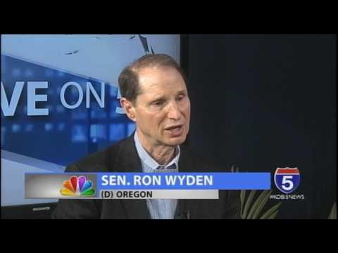 Five on 5, Sen. Ron Wyden, (D) Oregon