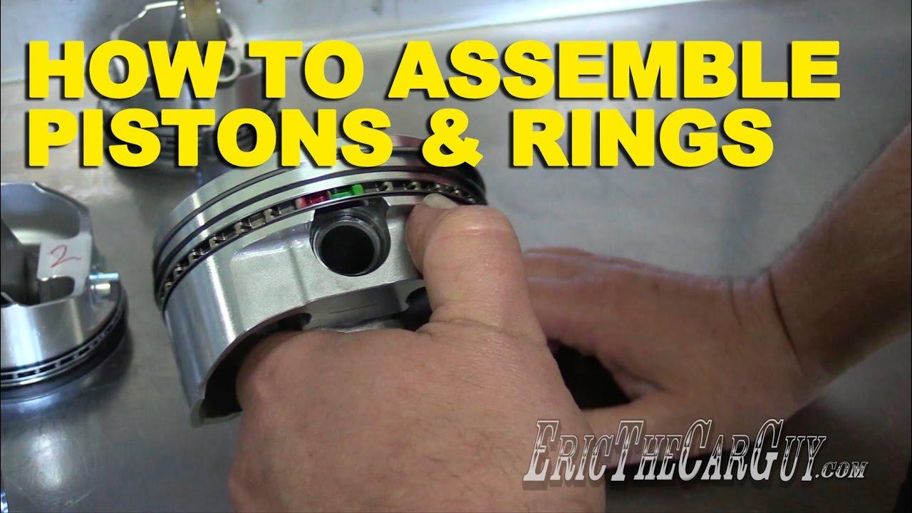 ENGINE PISTON RINGSET GENUINE!! FOR VARIOUS HYUNDAI KIA 2.4L 230402G200