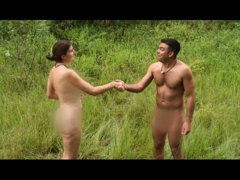 【世界イチ気まずい男女の番組】全裸で初対面!「THE NAKED」