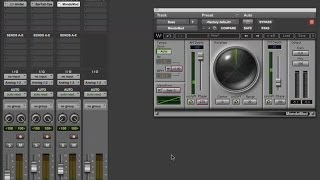 Pumping Up Bass Synths with the Waves MondoMod Plugin