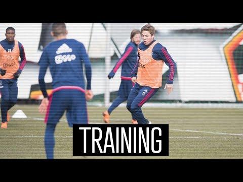 Ajax richt zich op Heerenveen