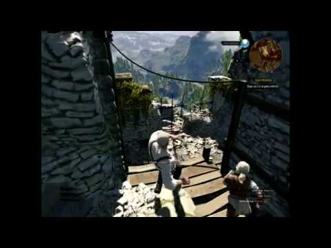 The Witcher 3 Wild Hunt Test Gameplay Intel HD Graphics 4000