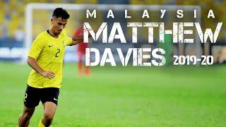 Matthew Davies 2019-20 _ Assists & Crossing   Malaysia   Hd