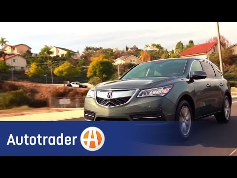 2014 Acura MDX | 5 Reasons to Buy | Autotrader