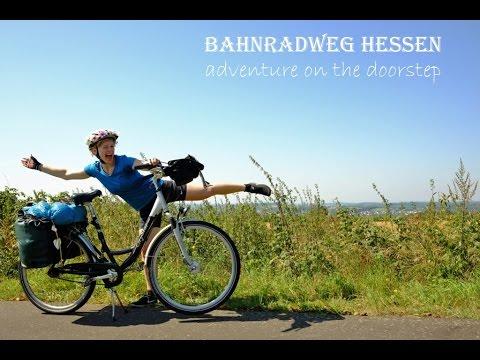 BahnRadweg Hessen - Impressions of Cycling Central Germany