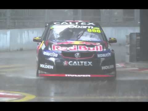 KL GP 2015 - Craig Lowndes First Hotlap (Super wet conditions)