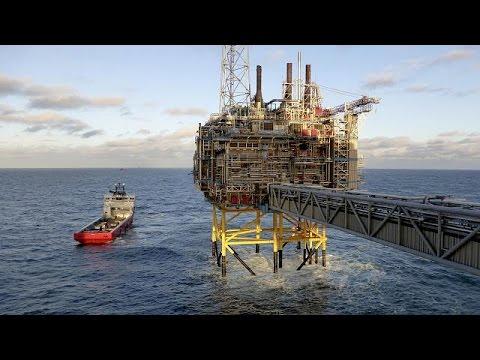 Léger regain de la production pétrolière