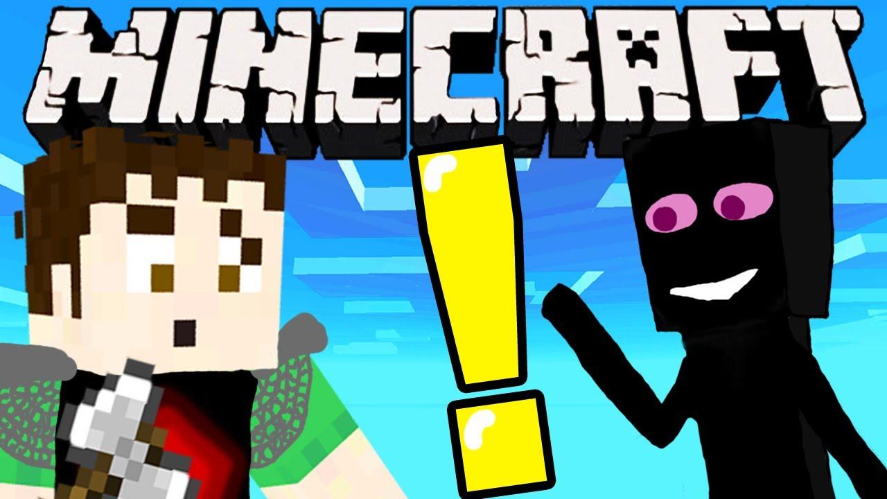 Minecraft – ENDER QUEST