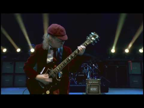 AC/DC Backtracks - Angus plays Back in Black / Highway To Hell