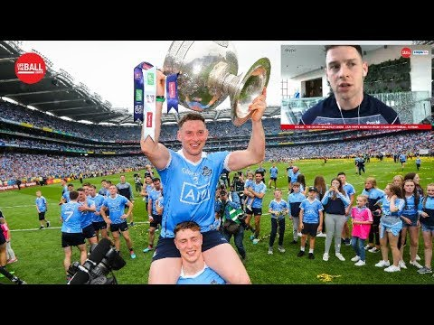 The Morning After, Philly McMahon: what winning meant, that penalty, Dublin Football's future