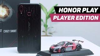 Trên tay Honor Play Player Edition: Honor x Audi