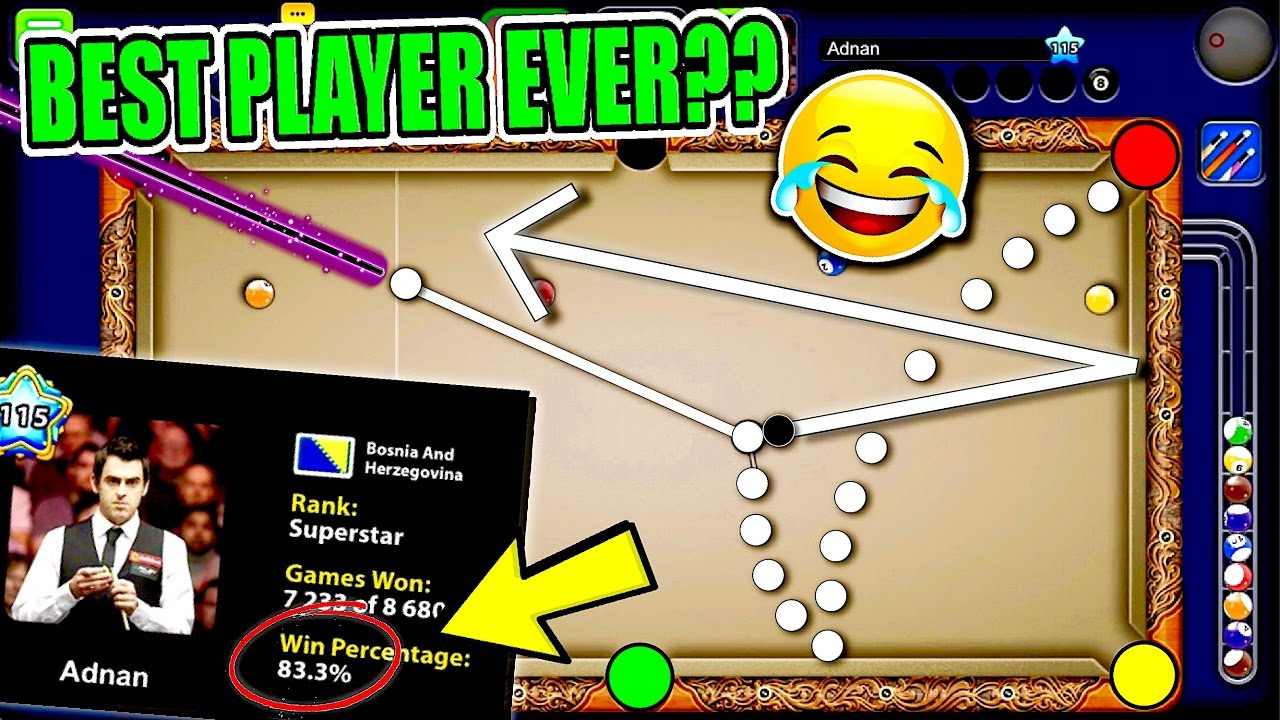 8 ball pool hack video