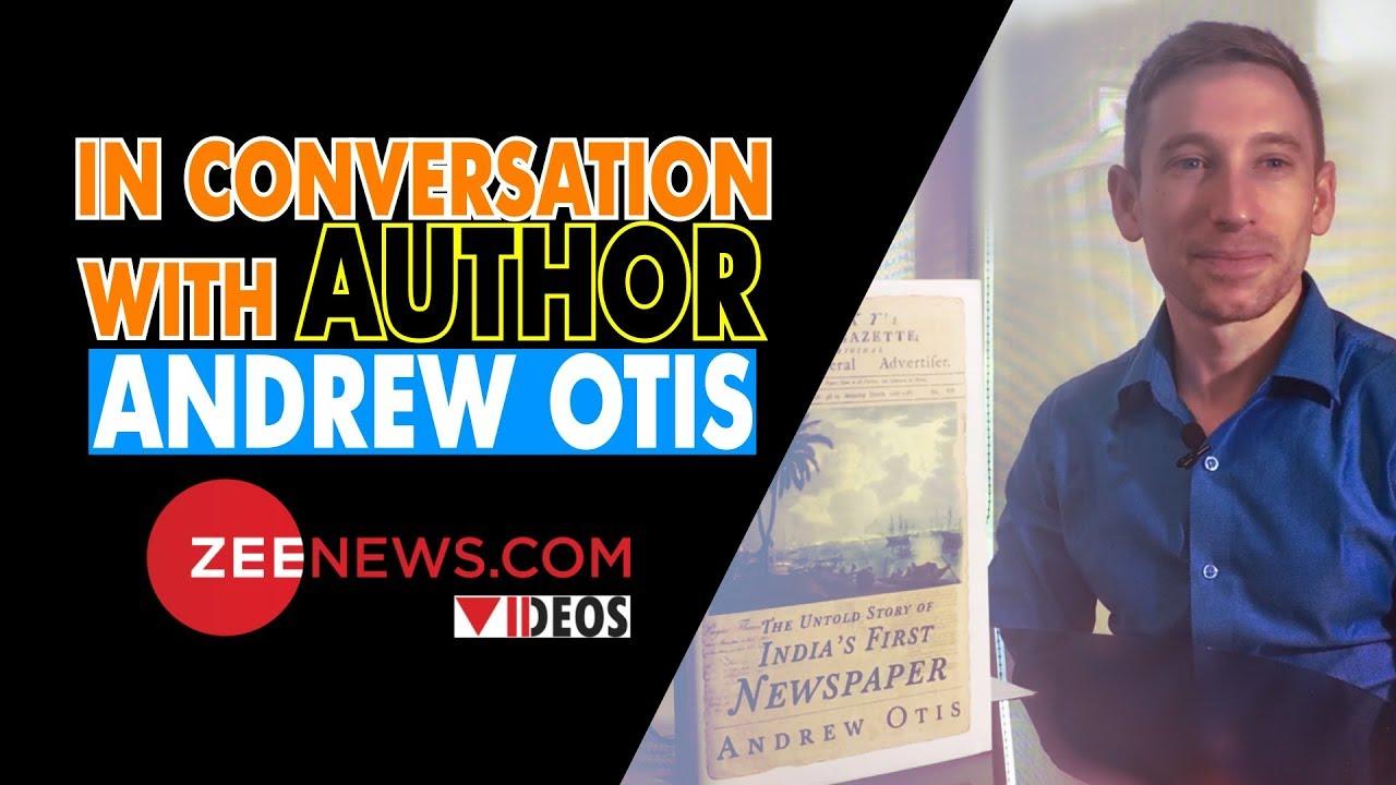 In conversation with author Andrew Otis