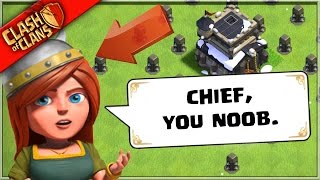NEVER BEEN TO CHAMPION in Clash of Clans? ep. 3!