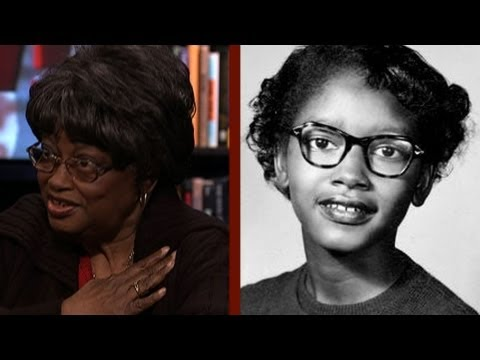 The Other Rosa Parks: Now 73, Claudette Colvin Was First to Refuse Giving Up Seat on Montgomery Bus