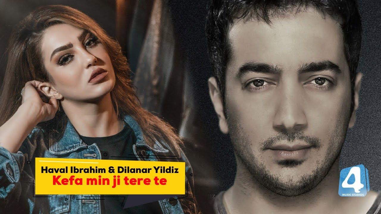 Haval ibrahim & Dilanar Yildiz - Kefa Min Ji Tere Te ( Kurdish Music ) 2020