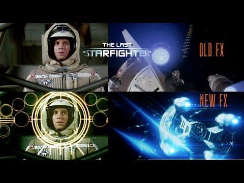 The Last Starfighter - Redone VFX Teaser (1984) Sci-Fi Cult Classic