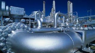 Газ. Добыча природного газа
