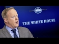 LIVE STREAM:Press Briefing with Press Secretary Sean Spicer from the white house 2-7-17