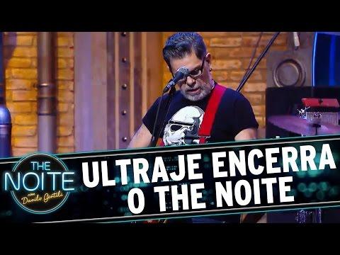 The Noite (19/07/16) - Ultraje a Rigor encerra o programa com musical