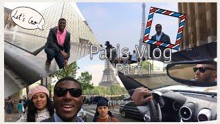 PARIS VLOG PART I: Musée du Louvre & The Eiffel Tower | VLOG 17
