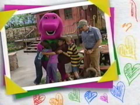 Barney's Christmas Star (2002 Version) Part 1